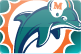 Miami Dolphins Football Cards
