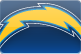 San Diego Chargers Football Cards